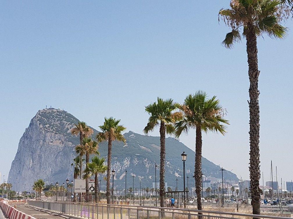 Heading towards Gibraltar.