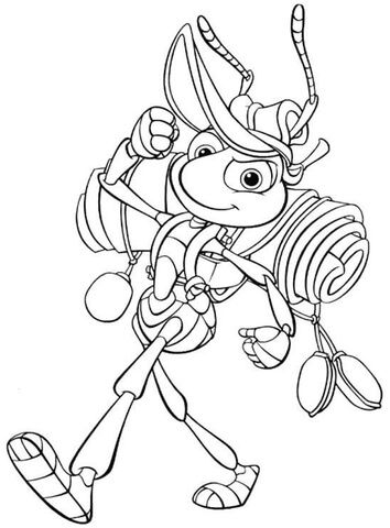 Camping Coloring Pages - GetColoringPages.com | 480x354