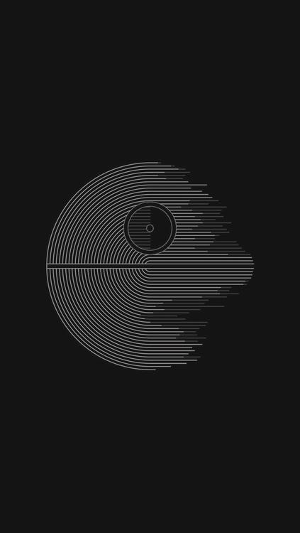 Death Star Star Wars Wallpaper Star Wars Art Star Wars Poster