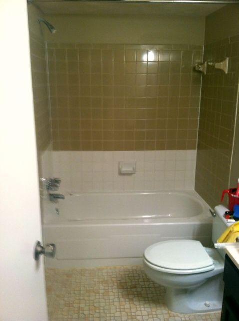 The Cabindo: DIY Tub and Tile Reglazing | DIY | Pinterest | Tubs ...