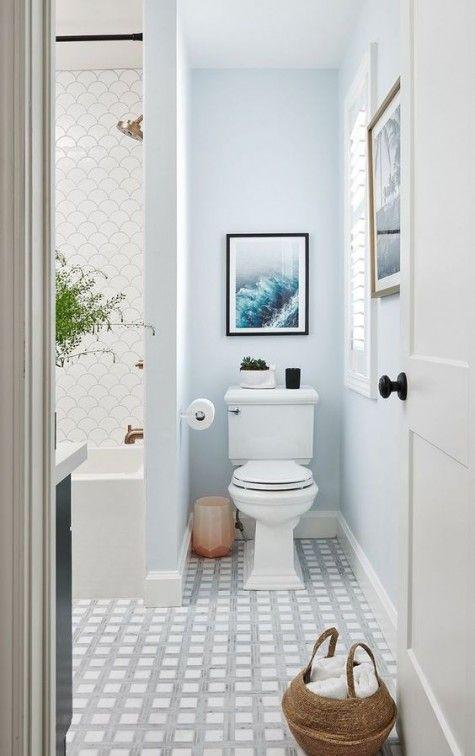 25 Edgy Bathroom Wall Decor Ideas | ComfyDwelling.com #edgy ...