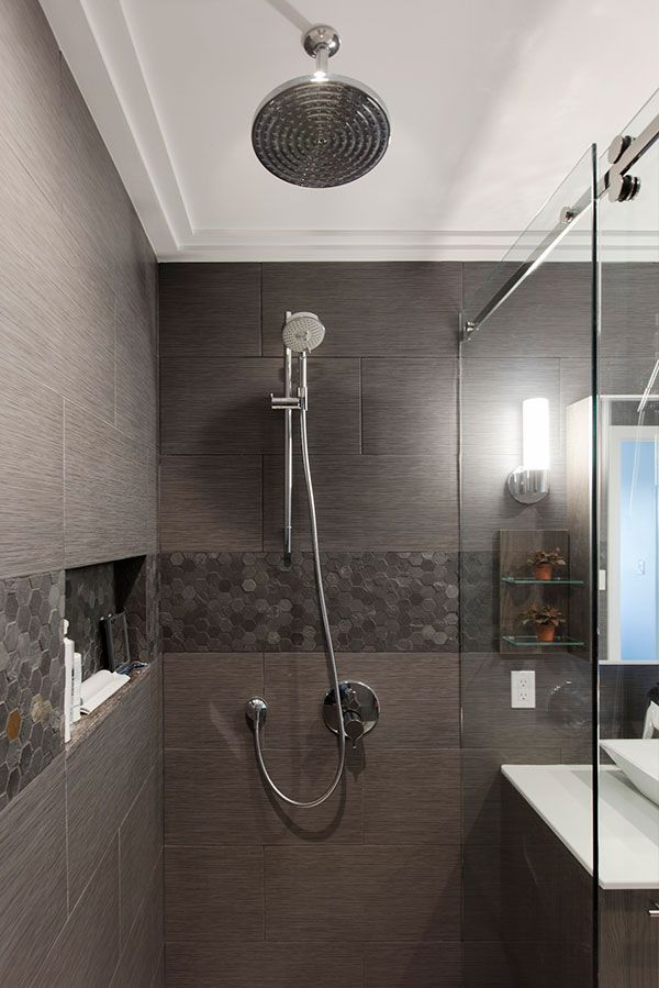 A Kitchen And Bath Get Camera Ready With Images Gray Tile