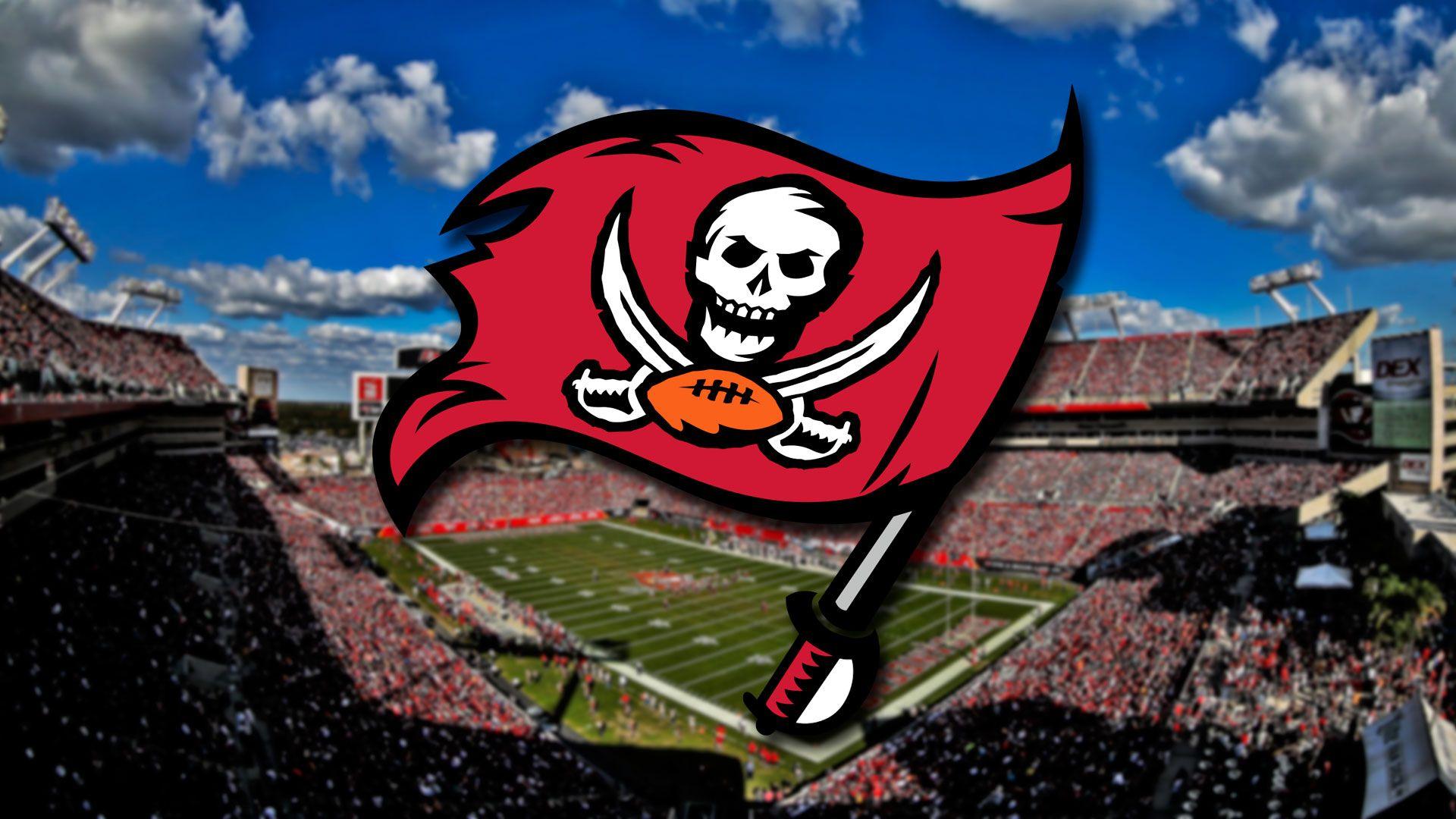 NFL Tampa Bay Buccaneers iPhone Wallpaper