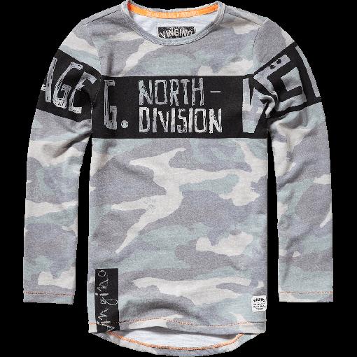 935e120421a Vingino® T-shirt Jaroo Army Green Winter 2017   Çocuk   Winter t ...