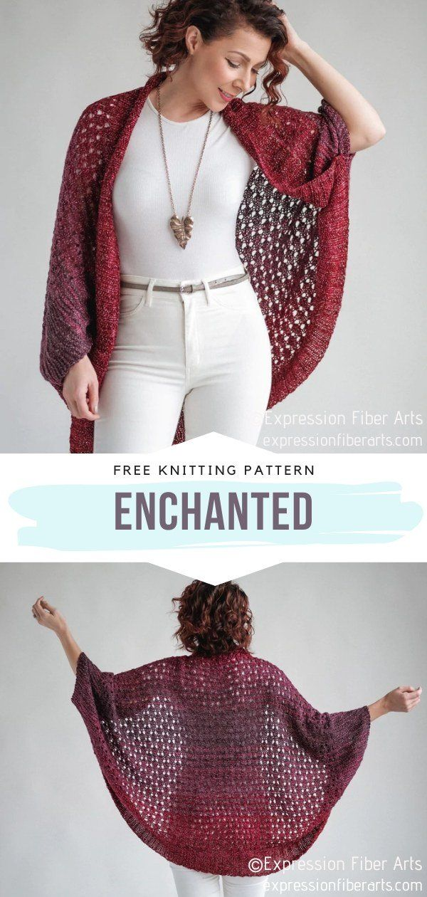How to Knit Enchanted