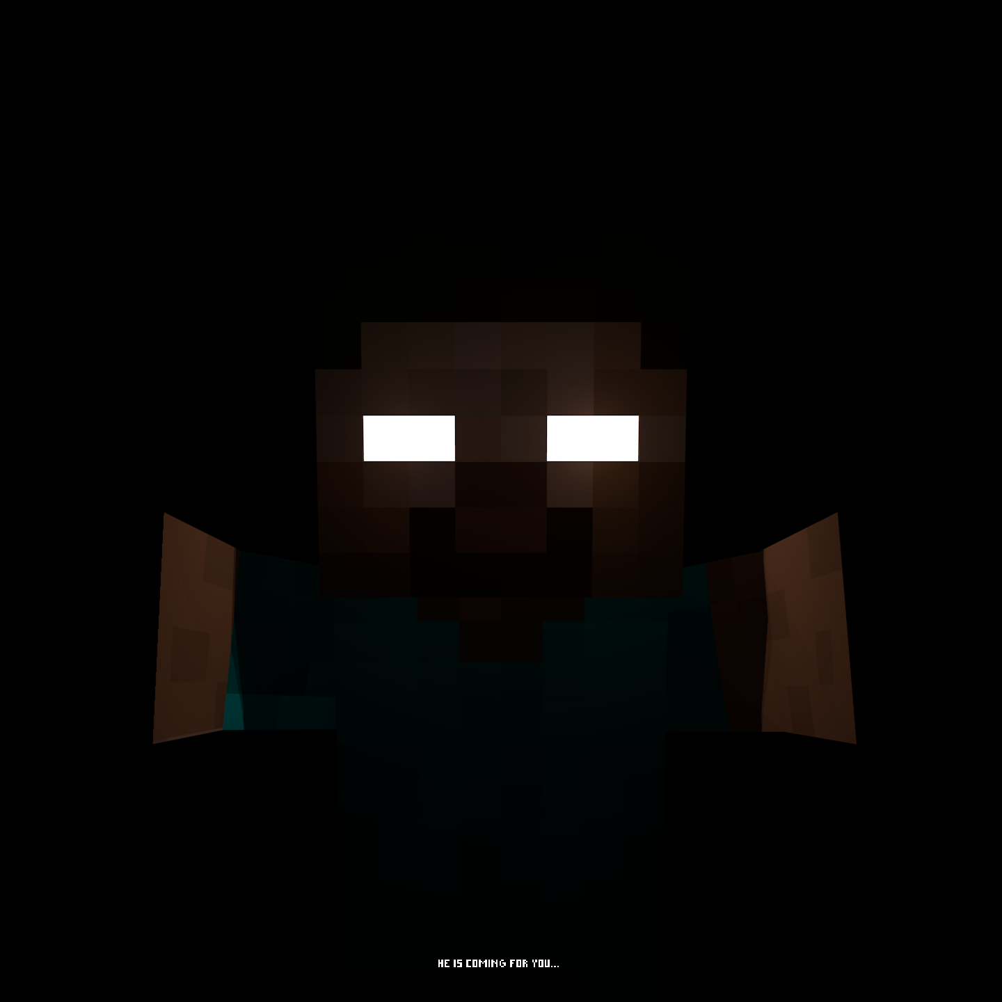 Minecraft Herobrine Wallpapers Phone Fondos de minecraft