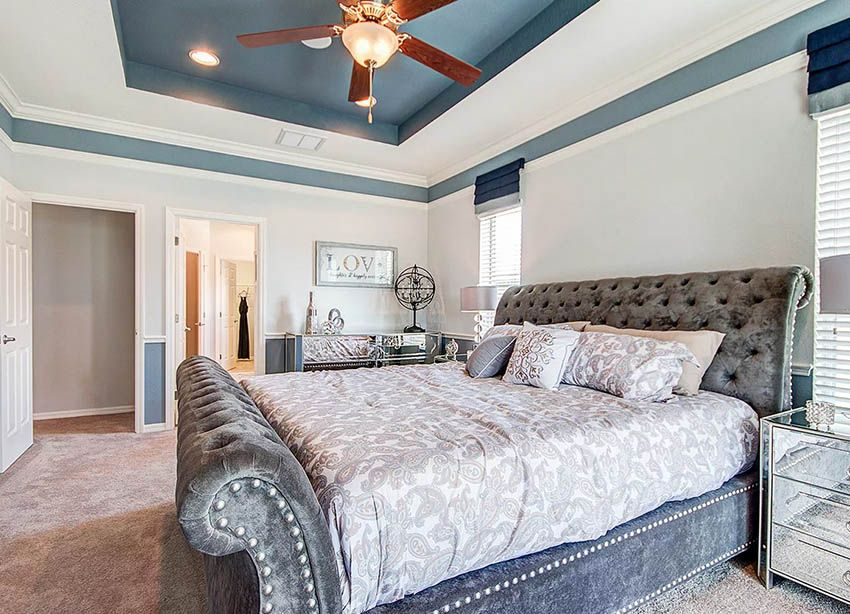 67 Gorgeous Tray Ceiling Design Ideas | High ceiling ...