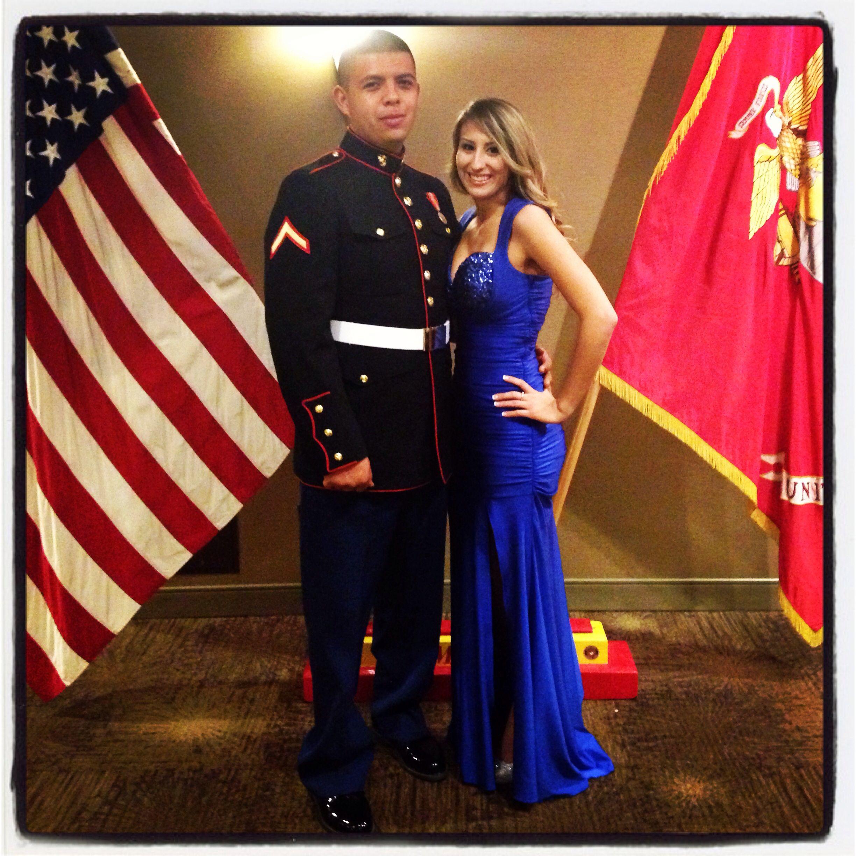 Dating US Marines