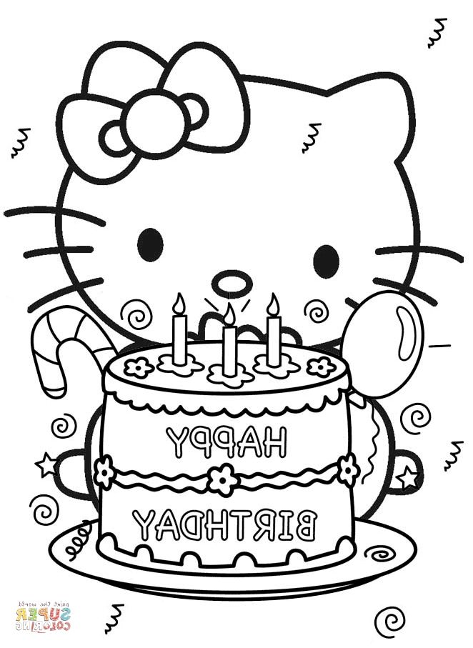 Hello Kitty Coloring Hello Kitty Colouring Pages Hello Kitty