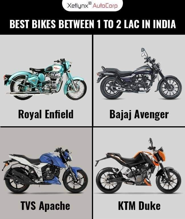 Motorbikes comes between 1-2lac  #bestbike   #Xetlynxautocorp #servicingfacts #servicing #carfacts #bikeservice #carnews #newcarlaunch #trafficrules #Periodicservice #carservice #onlinecar #onlinebike #lovefordrive #loveforbike #online #bikeservicing #carservicing #jaipur