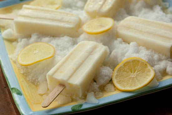 Food Blog Friday Lemon Buttermilk Popsicles Pinch My Salt Popsicles Food Food Blog
