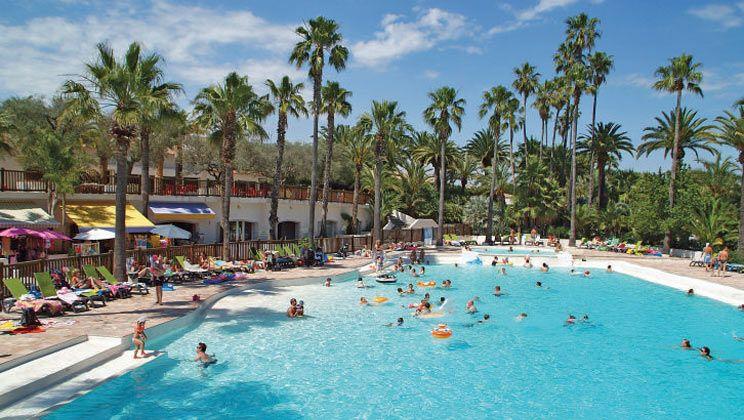 Wonderful La Baume, Campsite, Fréjus, Riviera, Swimming Pool