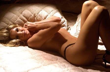 Flàvia Alessandra para o site Paparazzo, em 2005