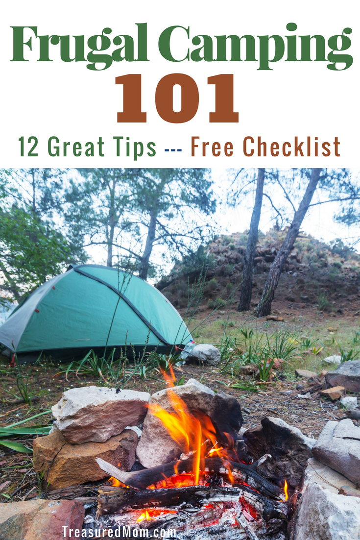 Photo of 12 Best Frugal Camping Tips For Families