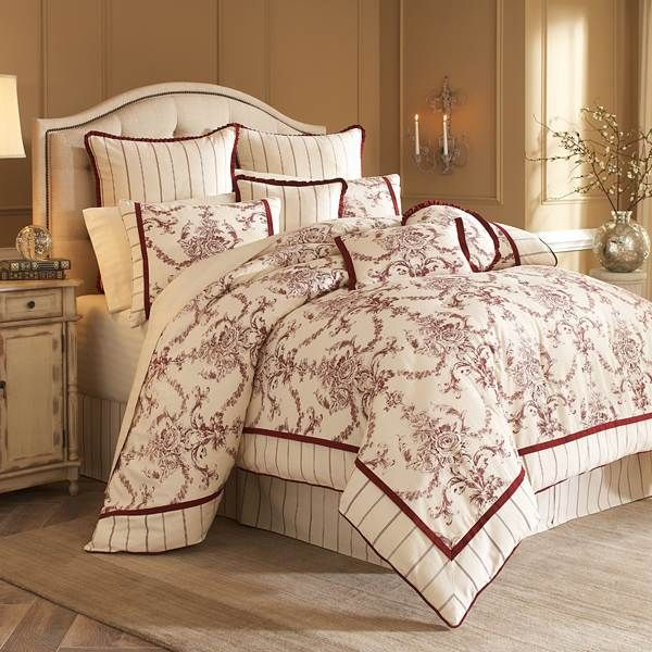 Toile Bedding The Best French Sets View Now Home Decorating Company