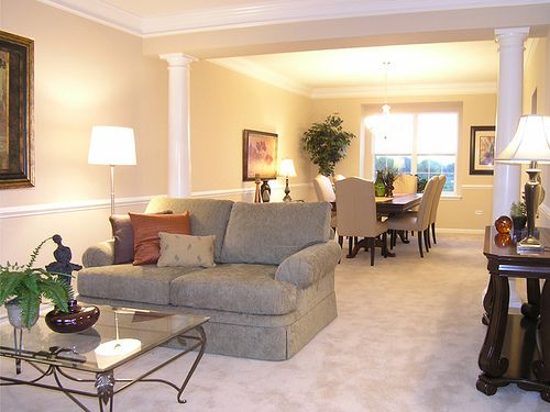 How To Decorate A Long Narrow Living Room | www.RemodelOrMove.com ...