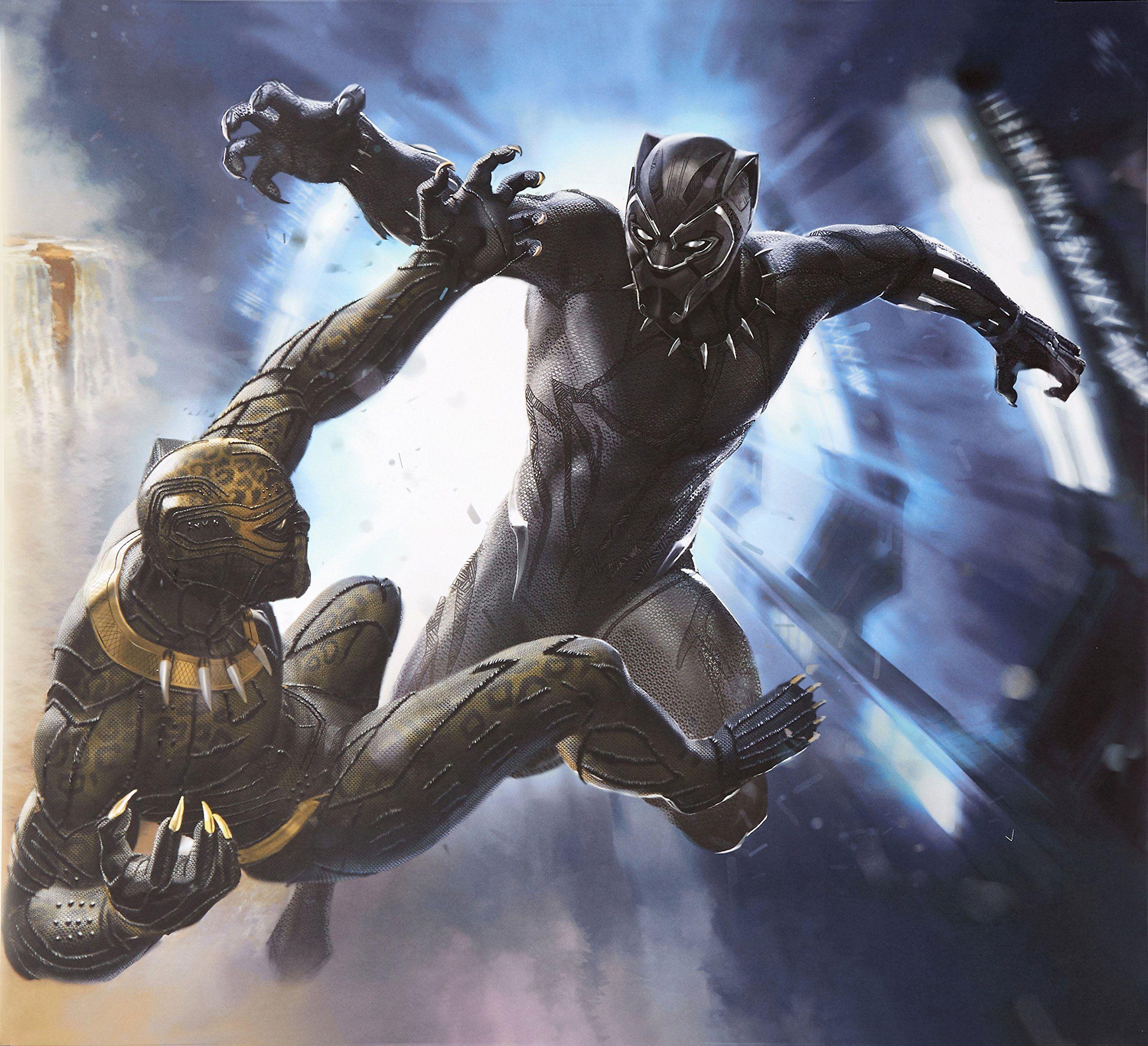 Pin Em Black Panther Protector Of Wakanda