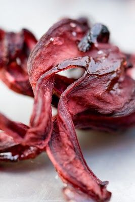 Candied Flowers Hibiscus Recipe New Recipes Candy Flowers