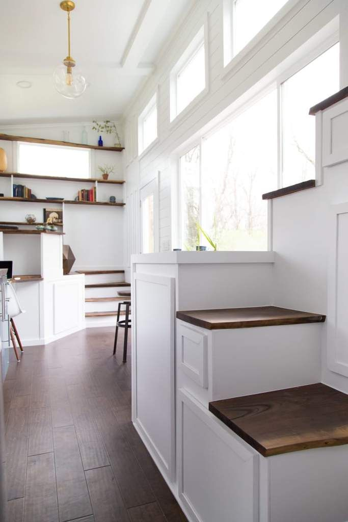 Beautiful Custom 26 Tiny House On Wheels For Sale In