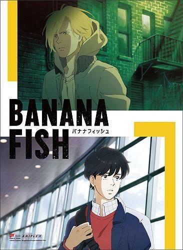 Banana Fish - Key Art 1 Wall Scroll [PreOrders SoldOUT]