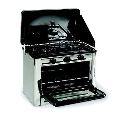 Stansport Stainless Steel Outdoor Stove and Oven Outdoor