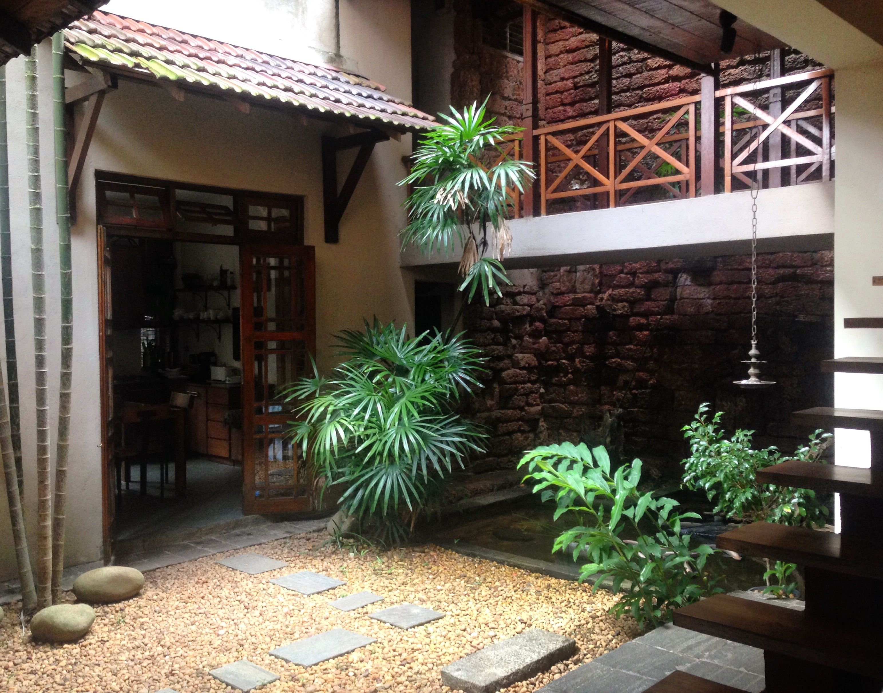 Colombo Sri Lanka Exterior House Remodel Brick Architecture Tropical Houses