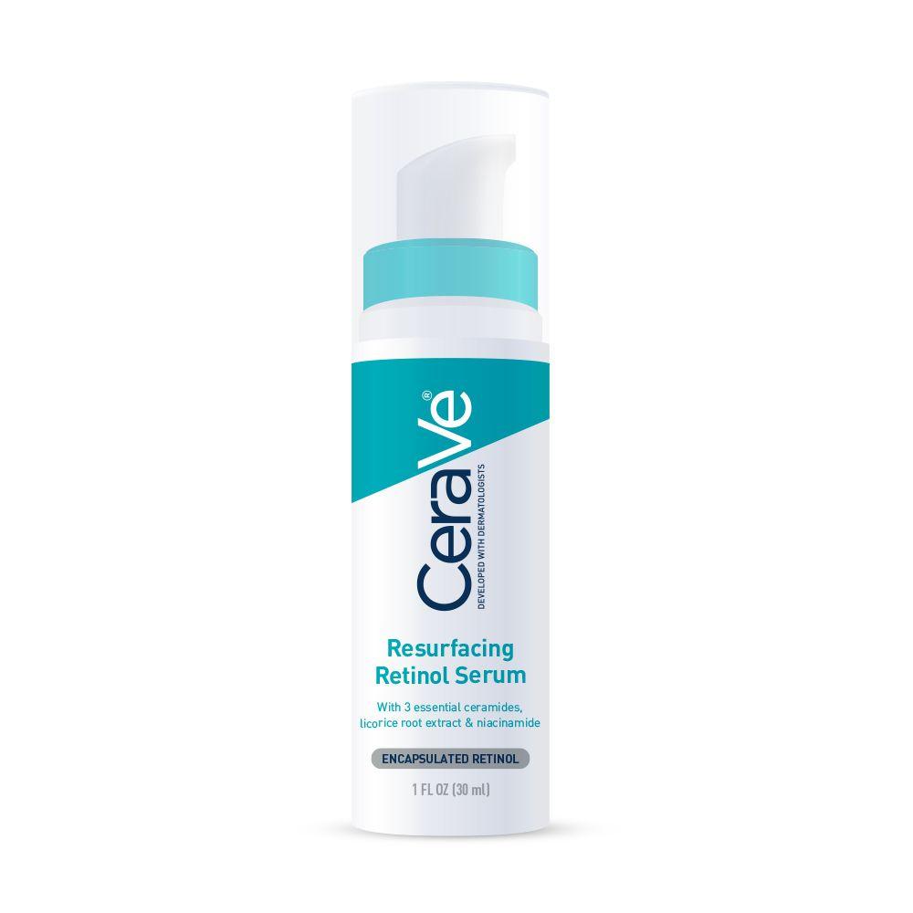 CeraVe Resurfacing Retinol Face Serum, 1 Fl. Oz. - Walmart.com