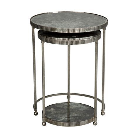 ethanallen.com - collector's classics mirrored nesting tables | ethan allen | furniture | interior design