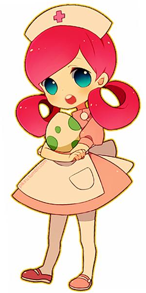 Nurse Joy By Pikiru On Deviantart Chibi Pokemon Cute Pokemon