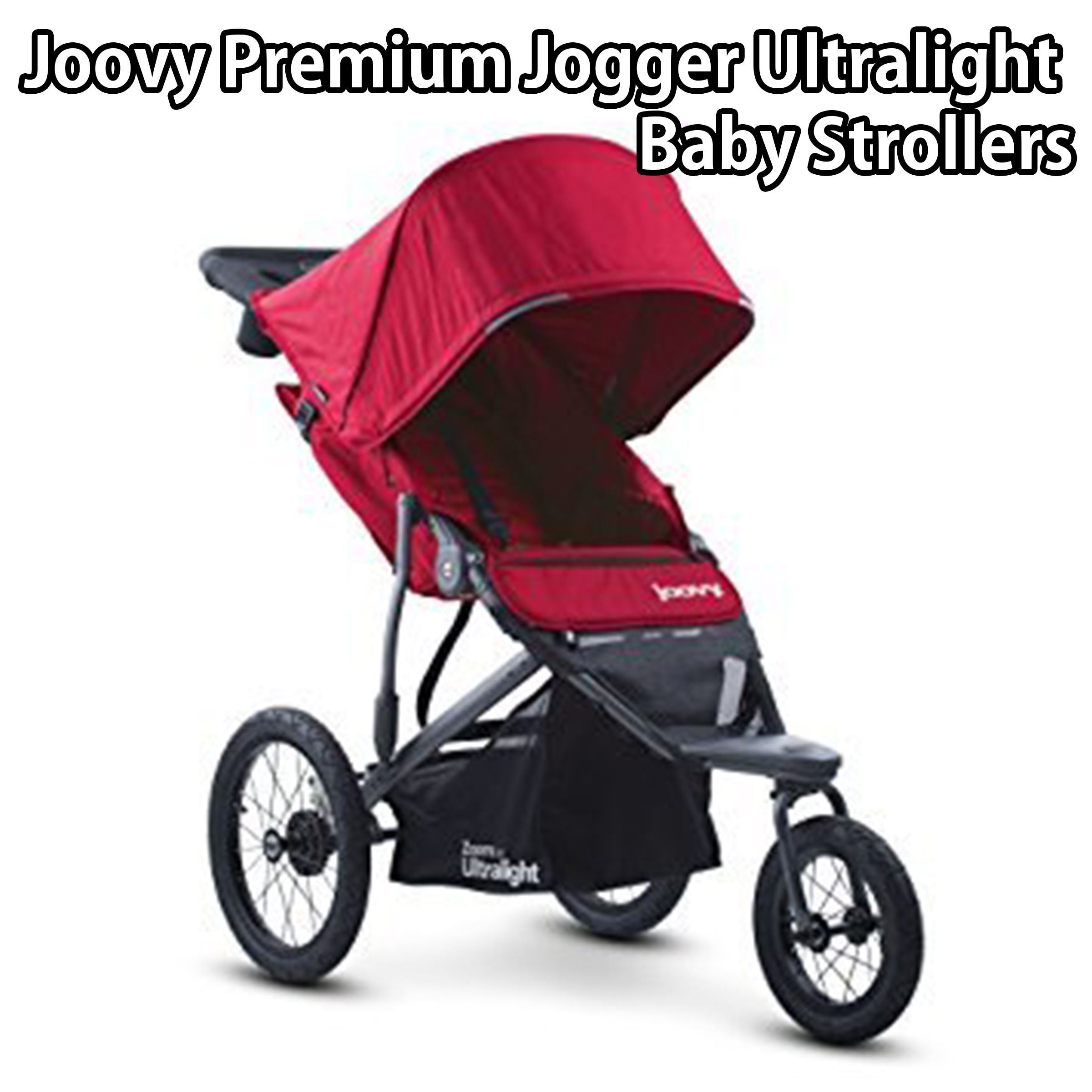 Joovy Premium Jogger Ultralight Baby Strollers https