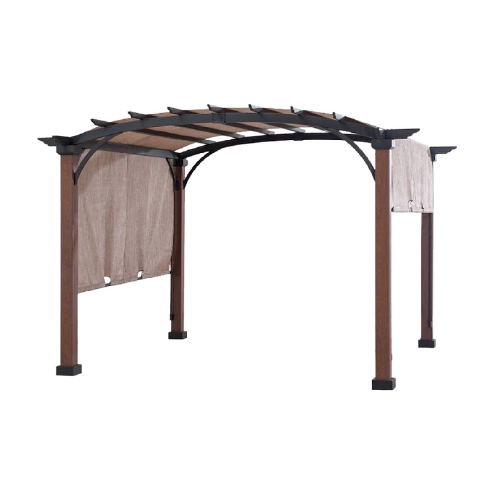 Sunjoy 10 X 10 Ft Polyester Replacement Pergola Canopy Pergola Canopy Canopy Pergola