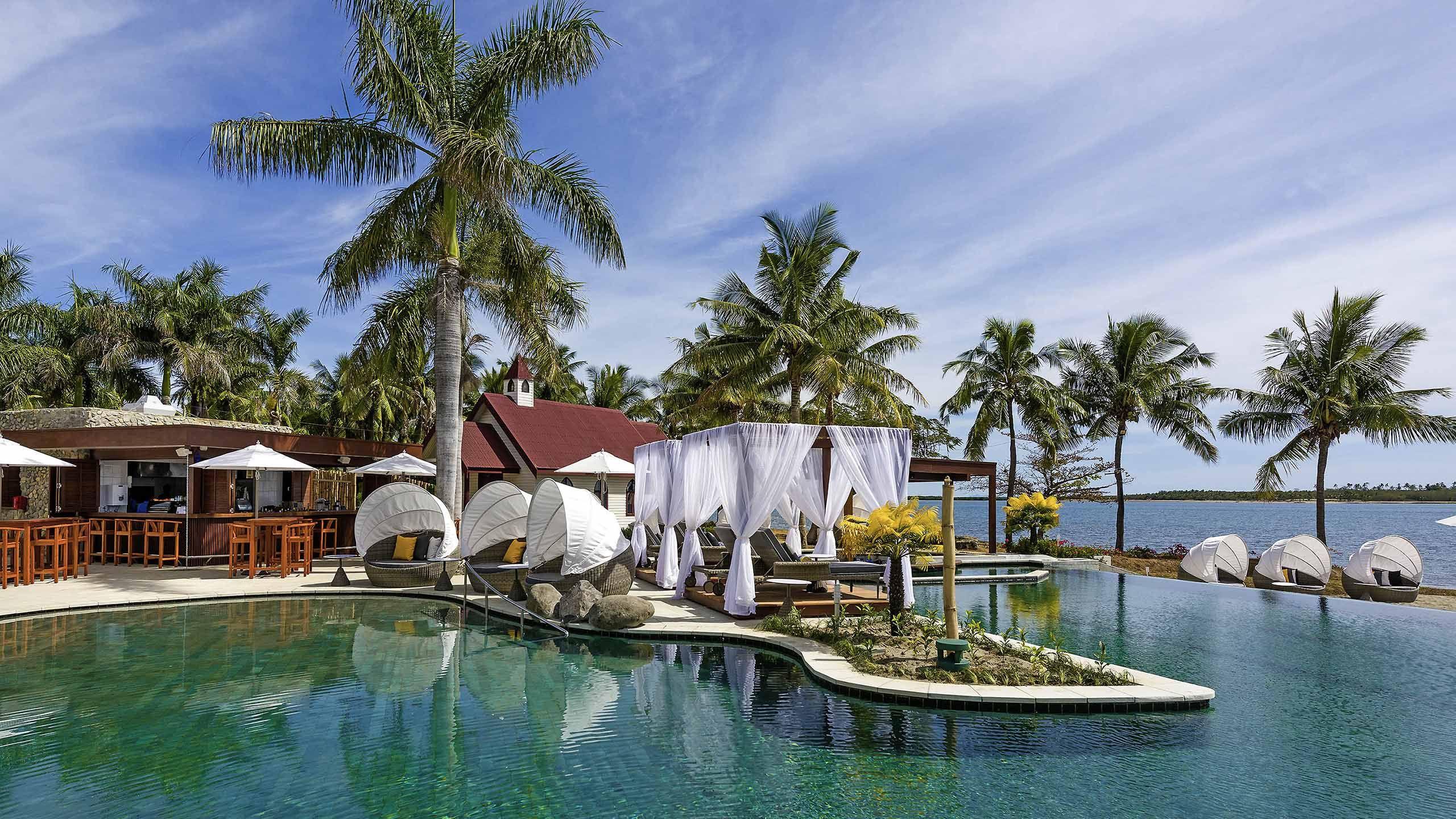 Sofitel Fiji Resort And Spa Is Located On Beautiful Denarau