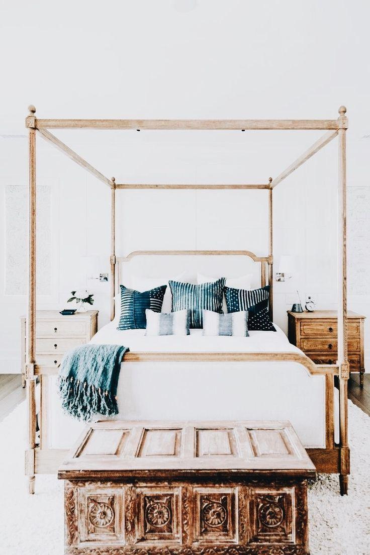 Haus design einfaches zuhause  poster bed  room ideas  pinterest  schlafzimmer haus und zuhause