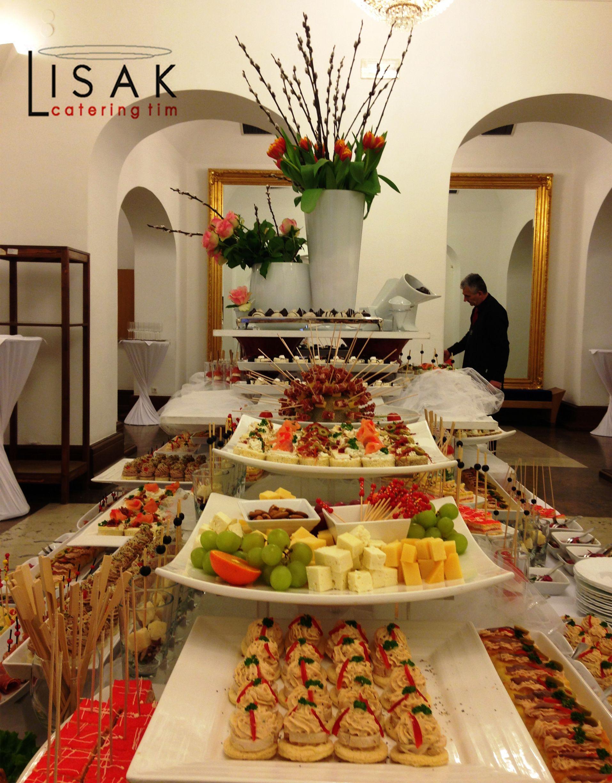 finger food ideas for bridal shower%0A Catering Lisak fingerfood
