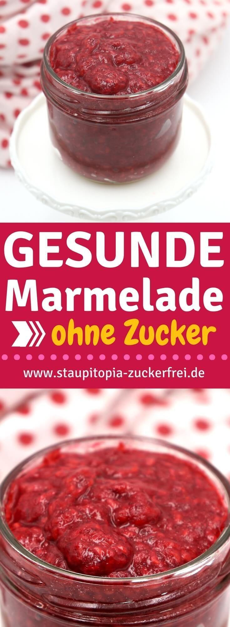 Marmelade Ohne Zucker Edeka