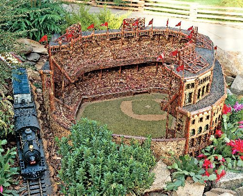 Holiday Train Show At The New York Botanical Garden: November 19 .