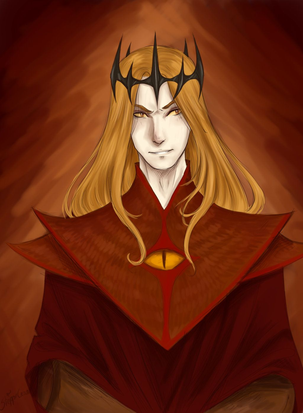 Sauron by Viktorika233