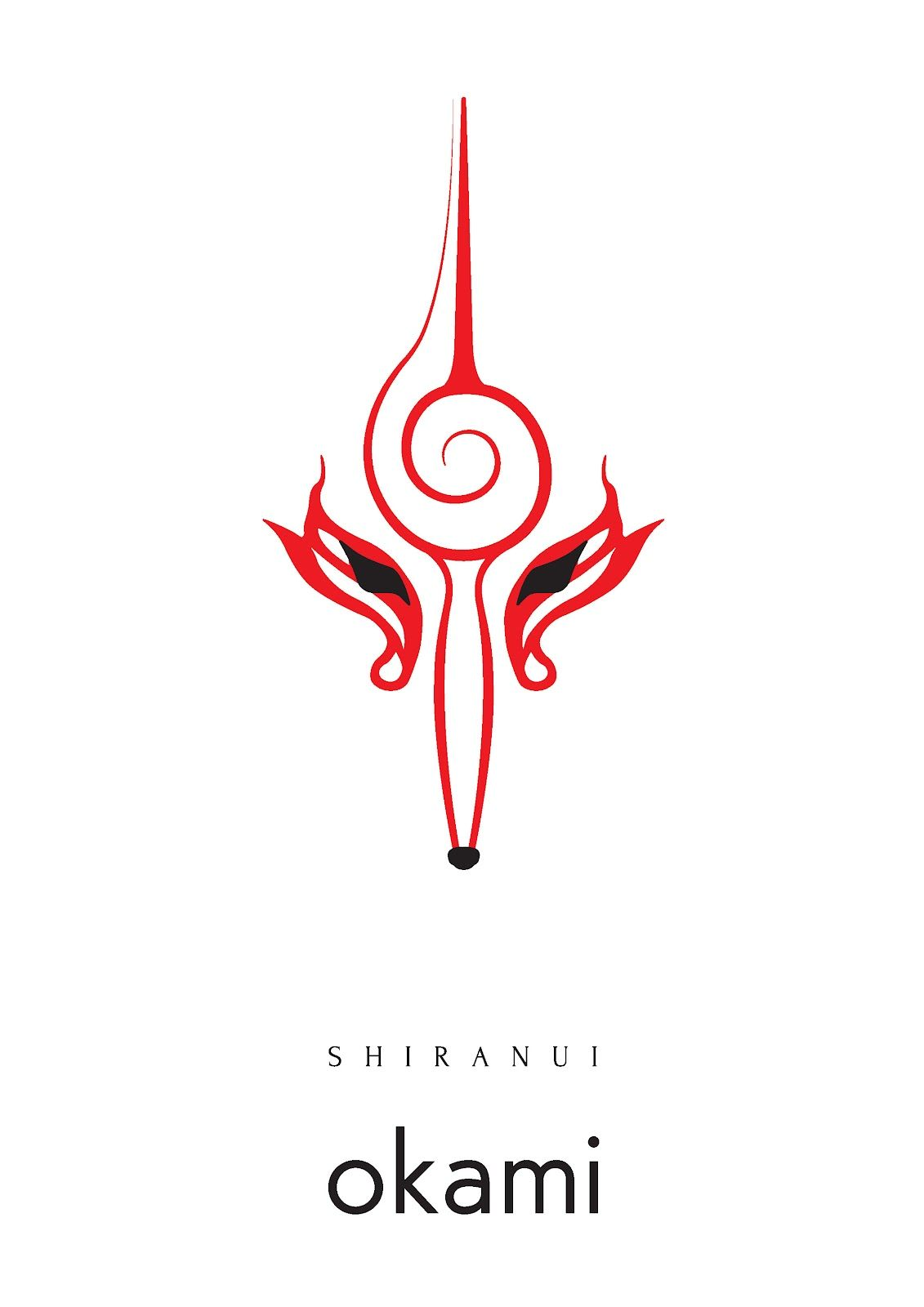 Shiranui Jpg 1131 1600 Okami Amaterasu Inspirational Tattoos