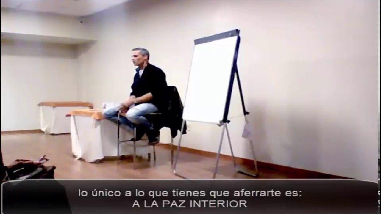 Nick Arandes Imperdible  Montevideo Uruguay 1era parte Un Curso de Milagros