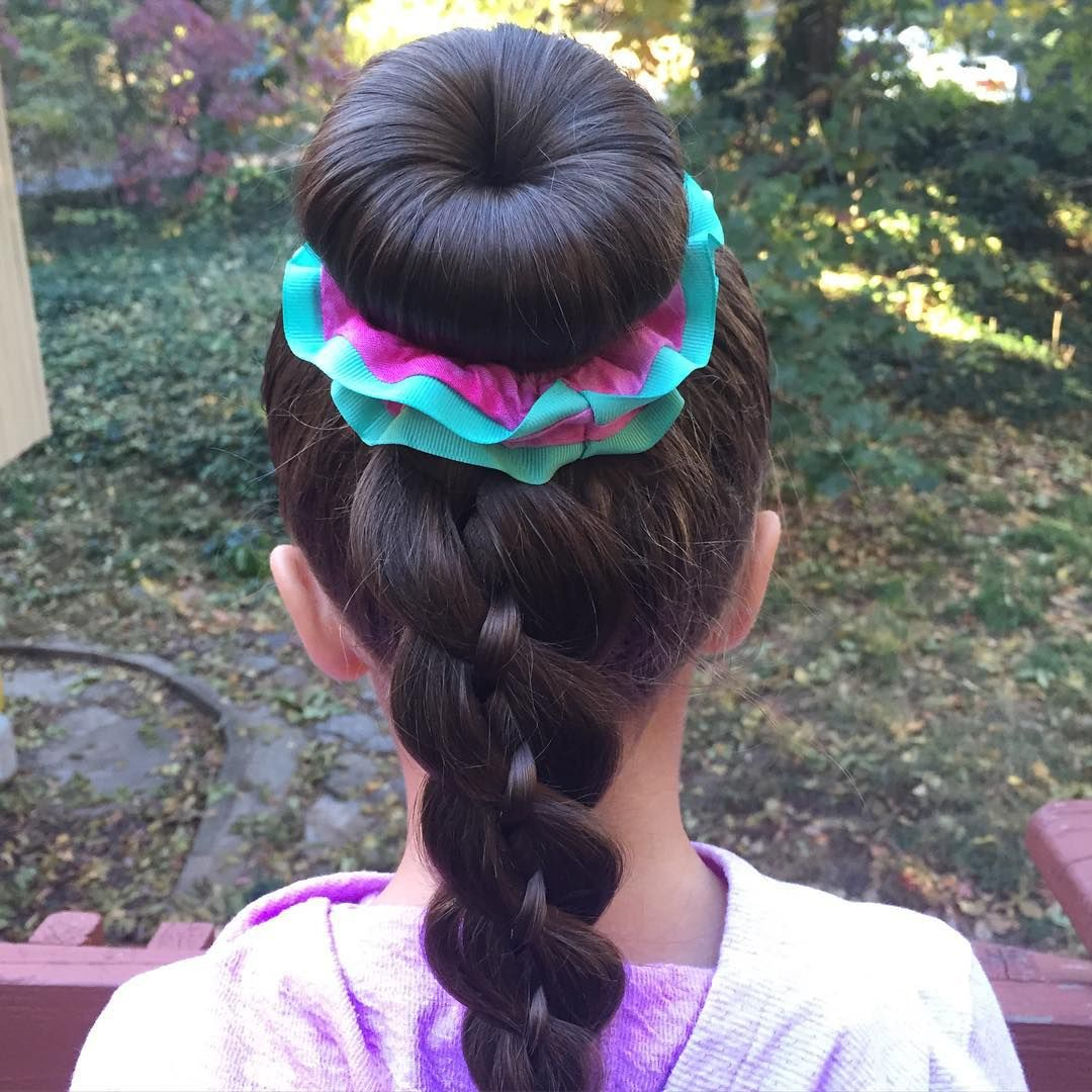 awesome 45 Cute Ideas on Braids For Girls - Sweet and Stylish