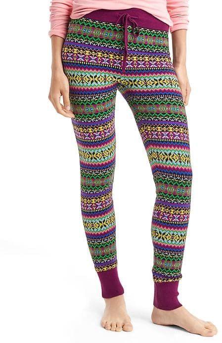 Fair isle sweater leggings | Comfortable Me | Pinterest | Clothes