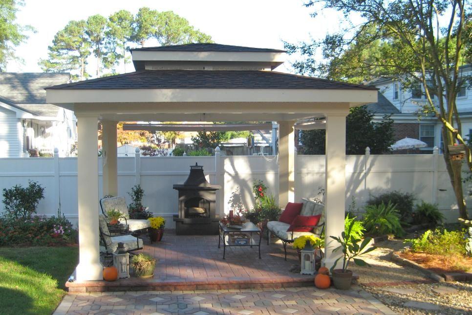 Cozy, Intimate Courtyards | HGTV | Beautiful backyards ...