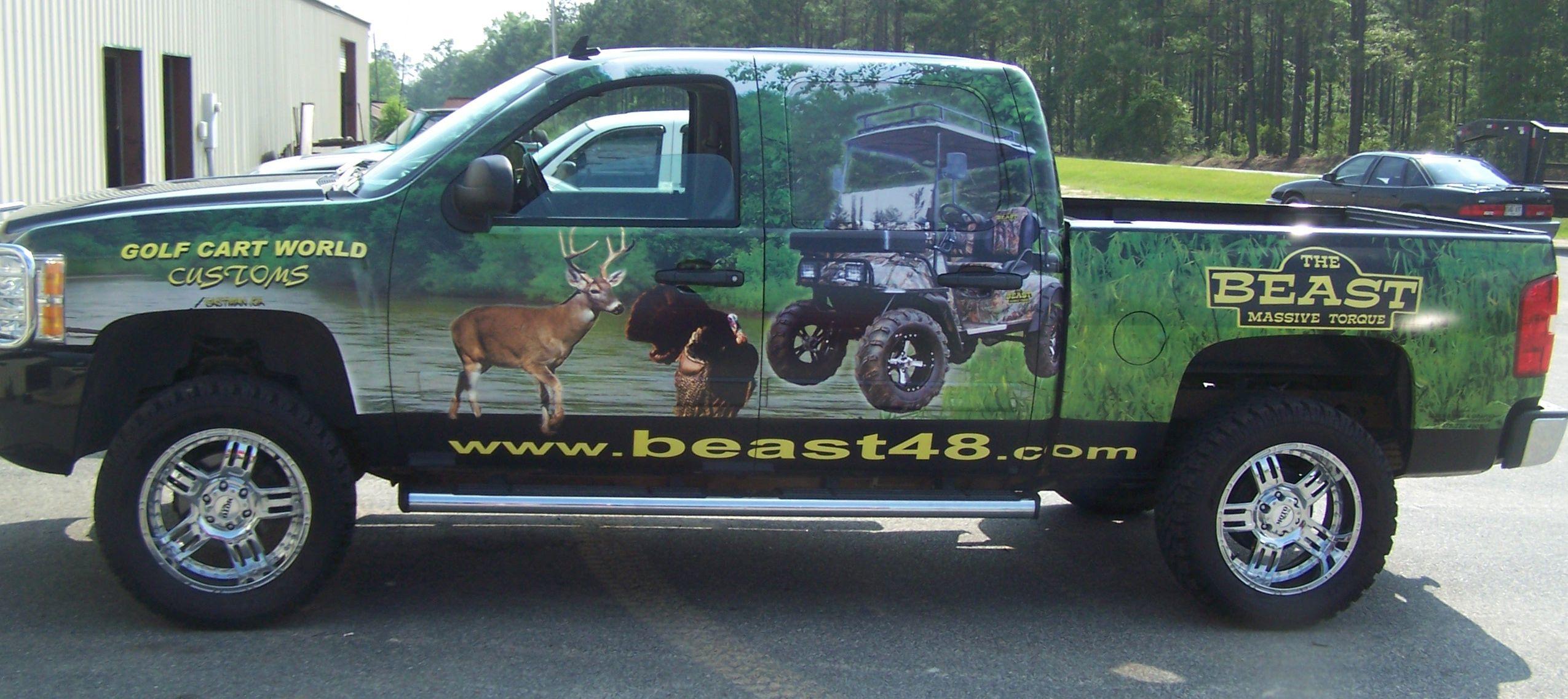 EvolutionD Body Accent Decals Auto Pinterest Truck Decals - Truck decals custom