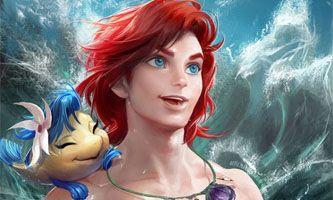 Take a look at top 10 wonderful gender swapped Disney characters below.