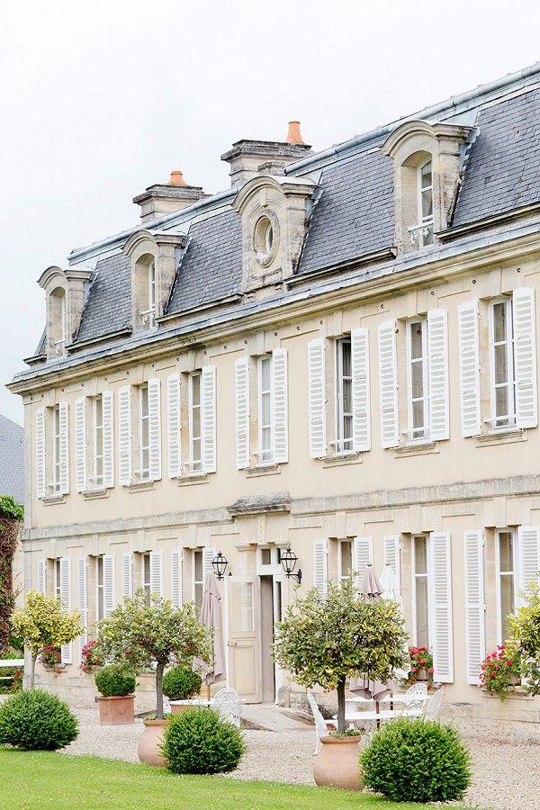 Photo of Elegant Chateau La Cheneviere Wedding – French Wedding Style