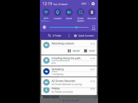 How To Change Theme In Galaxy S6 Galaxy S6 Edge Galaxy S6 Edge Galaxy S6 S6 Edge
