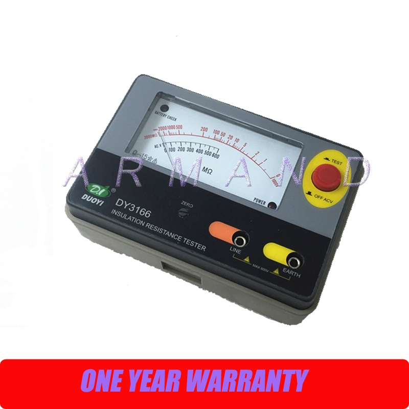 67.68$  Watch now - http://ali9st.shopchina.info/1/go.php?t=32799667658 - Insulation Resistance tester DY3166  #aliexpressideas