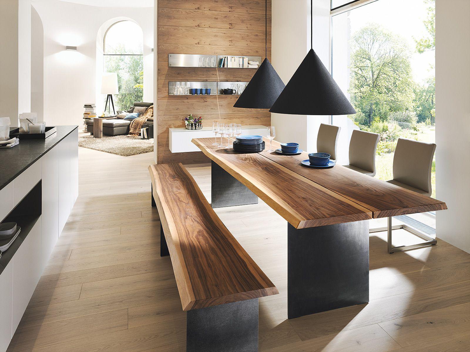 Good Stammtisch von Anrei Kraftvoll und markant ist unser j ngstes Esstischmodell Der stamm tisch