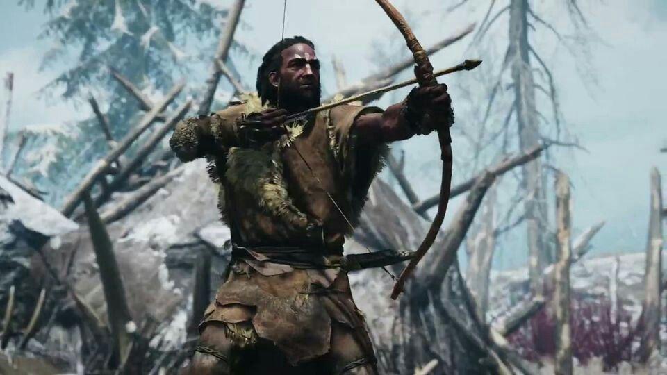 Takkar Chronicles Of Ancient Darkness Far Cry Primal Prehistoric Man