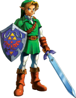 Link, Ocarina of Time (adult)